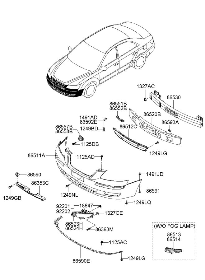 hyundai elantra accessories parts at carid com