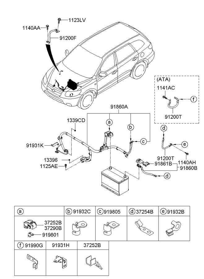 Battery Wiring For 2010 Hyundai on Nissan Sentra Battery Terminal