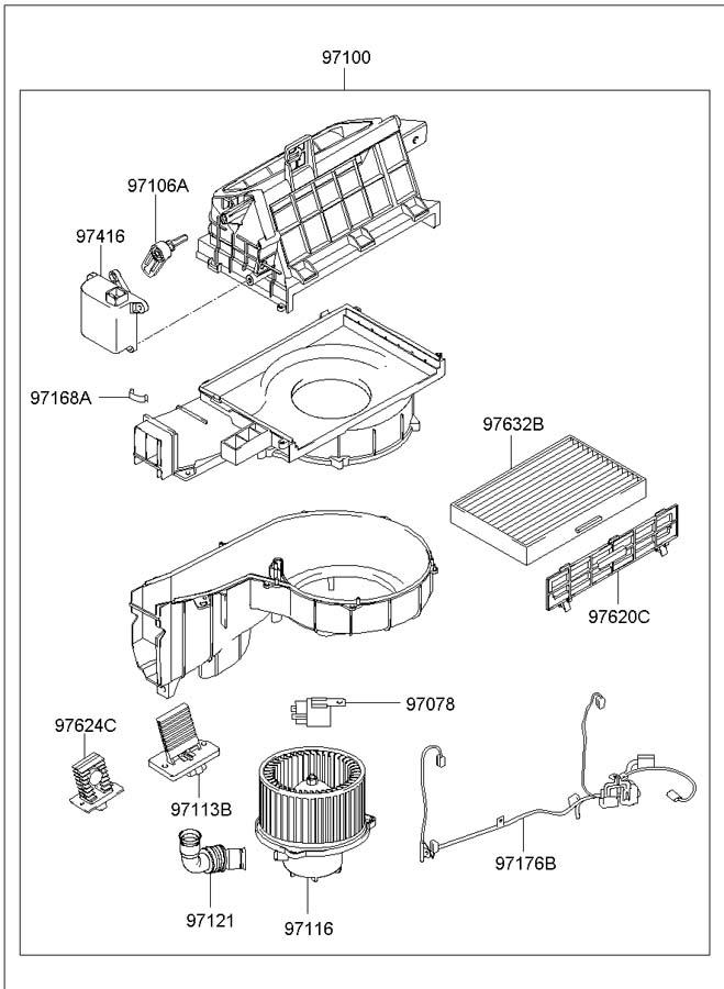 modine gas heaters parts list