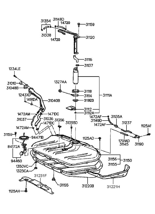 2006 Hyundai Tucson Ac Relay Wiring Diagram